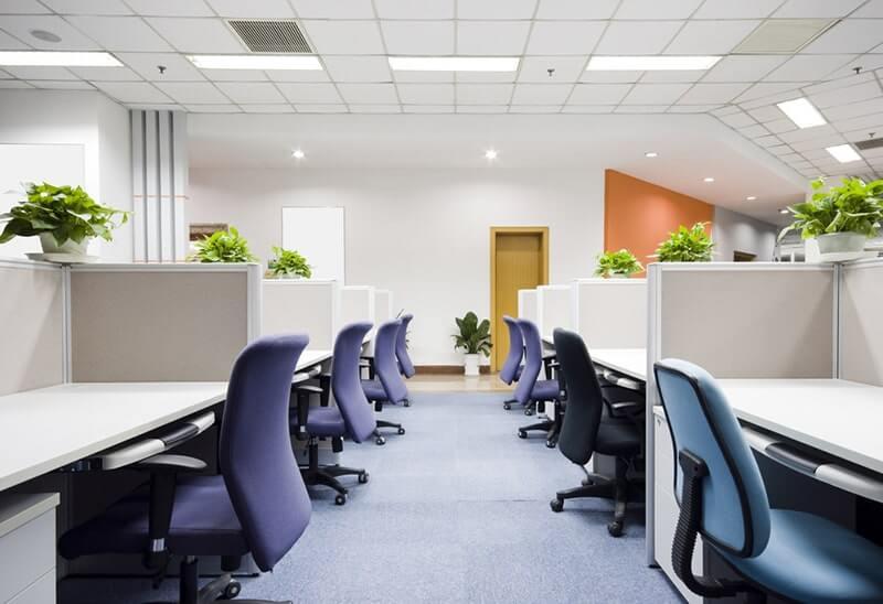 دفاتر اداری و روشنایی - گروه صنعتی مهر