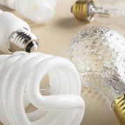 انواع لامپ روشنایی