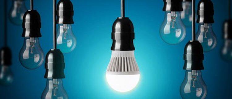 سبز با فناوری لامپ های LED