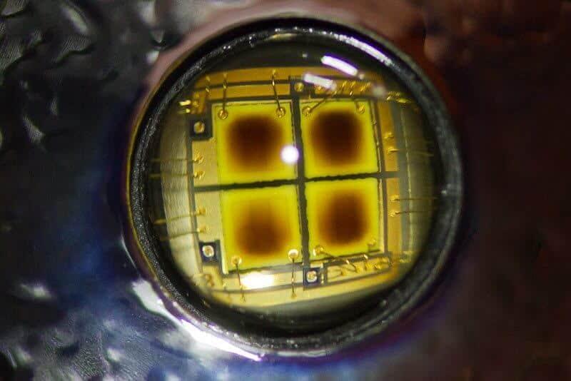 حرارت و LED - گروه صنعتی مهر