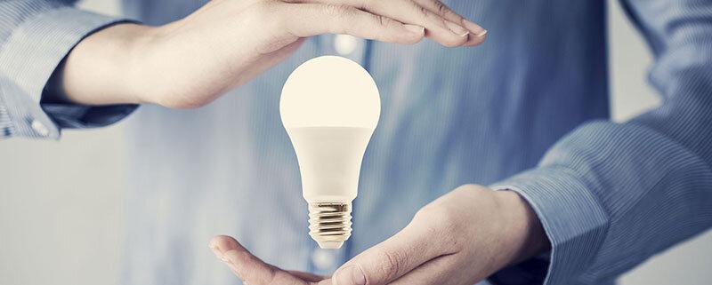 تاثیر طیف کامل روشنایی LED - گروه صنعتی مهر