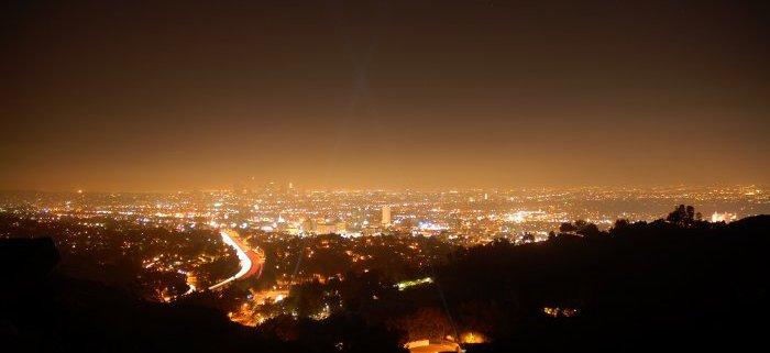 آلودگی نوری